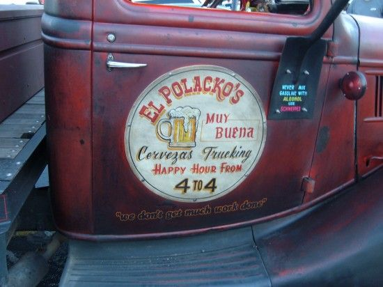 388 Best Truck Door Art Images On Pinterest Shop Truck