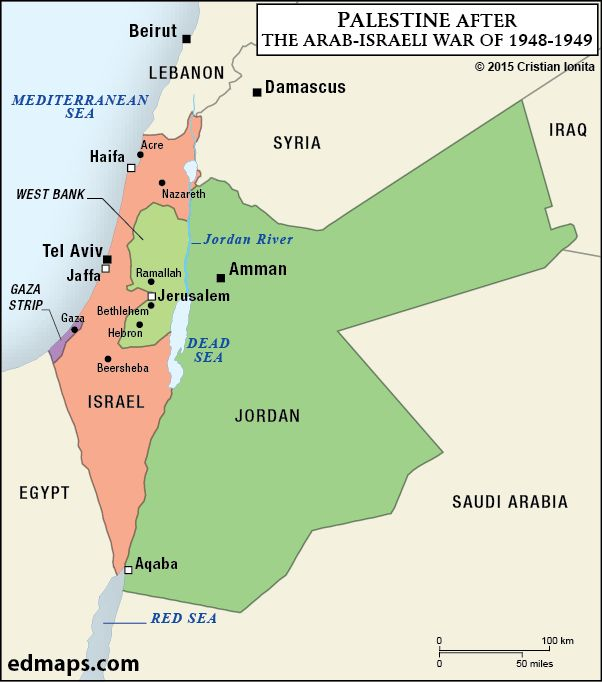 The Origin of the Palestine-Israel Conflict