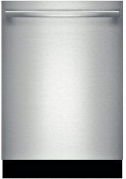 Bosch SHX5AVL5UC Fully Integrated Dishwasher with 14 Place Setting Capacity, 5 Wash Cycles, Delay Start, Sanitize Mode, Extra Dry Setting, Silverware Basket, Adjustable RackMatic Rack, Stainless Steel Tub, 46 dBA Silence Rating and Energy Star Rated