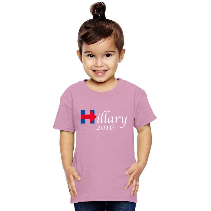 Hillary Clinton 2016 Toddler T-shirt