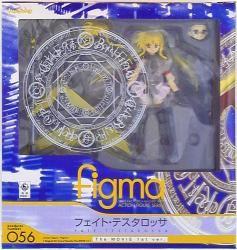 マックスファクトリー FIGMA 魔法少女リリカルなのはMOVIE 1ST フェイトテスタロッサ(バリアジャケットver)