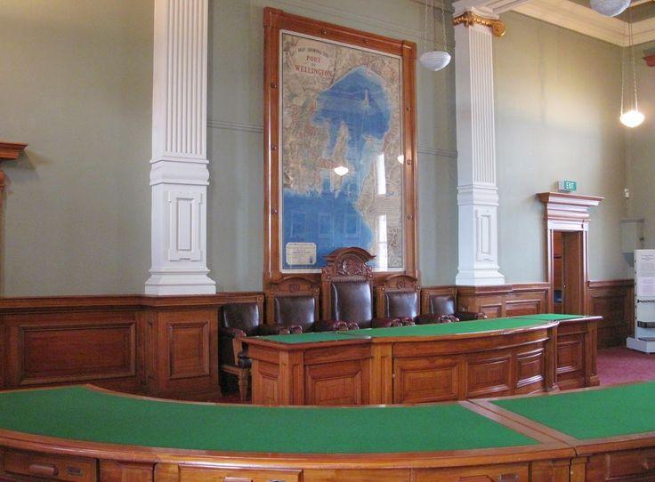 museum of wellington boardroom - Google Search