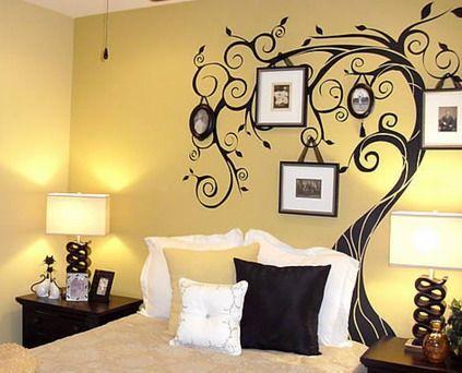 Best 25+ Bedroom wall decorations ideas on Pinterest | Diy wall ...