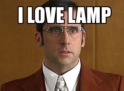 Anchorman. I love lamp | Movies - Anchorman | Pinterest