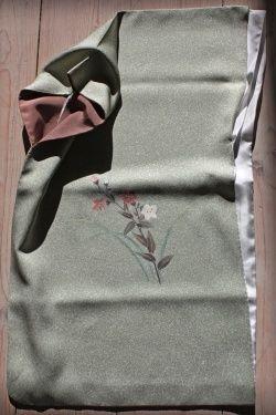Sewing kimono part 9