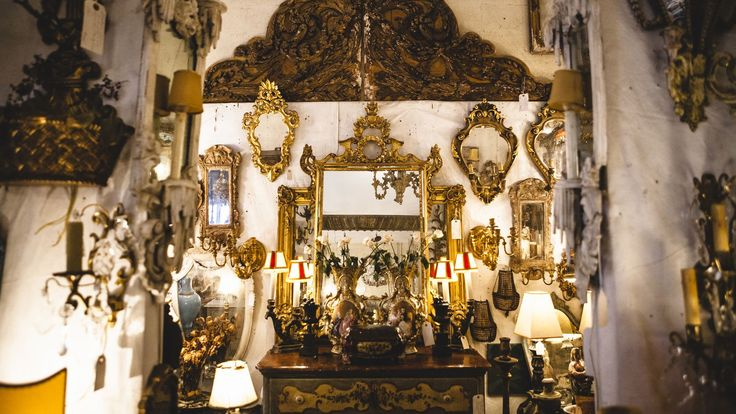New Orleans is rich with its own history. But the city's reputation as an antiques mecca only further contextualizes a distinctly European culture that's still alive and well. Savvy business owners...
