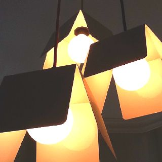 Flake lamp/daedalus furniture/ emre evrenos