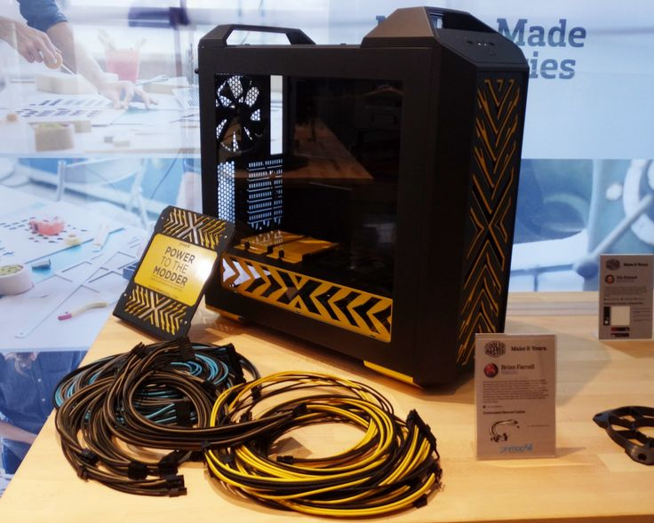Cooler Master Wants to Make It Yours! - CES Update 2016 - http://www.technologyx.com/events/ces-2016/cooler-master-wants-to-make-it-yours-ces-update-2016/