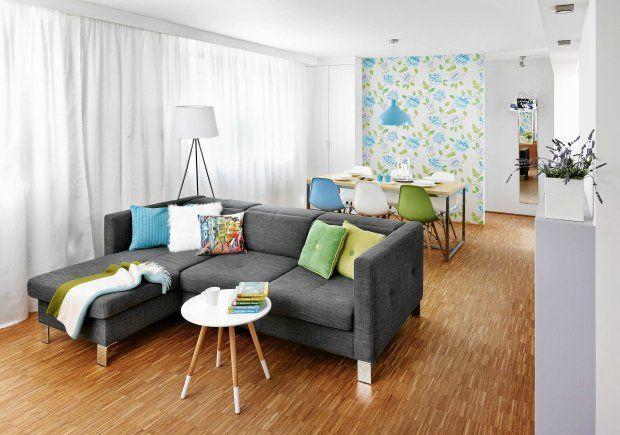 Zdjęcie numer 3 w galerii - Aranżacja salonu: urządzamy przytulny pokój dla rodziny