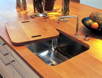 Sink covers rv style. I like this idea a LOT.