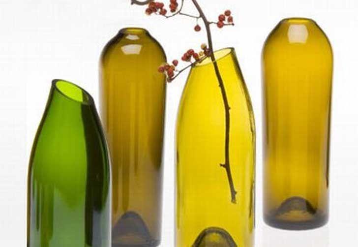 Ideas reciclado botellas de vino