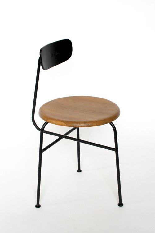 afteroom chair black by afternoon