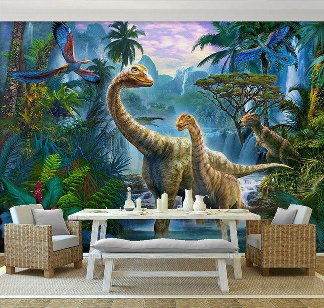 les 9 meilleures images du tableau papier peint chambre d. Black Bedroom Furniture Sets. Home Design Ideas