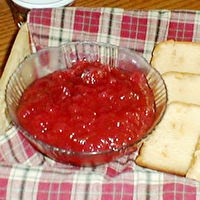 ... Rhubarb jam and jelly on Pinterest | Peach jam, Raspberry rhubarb and