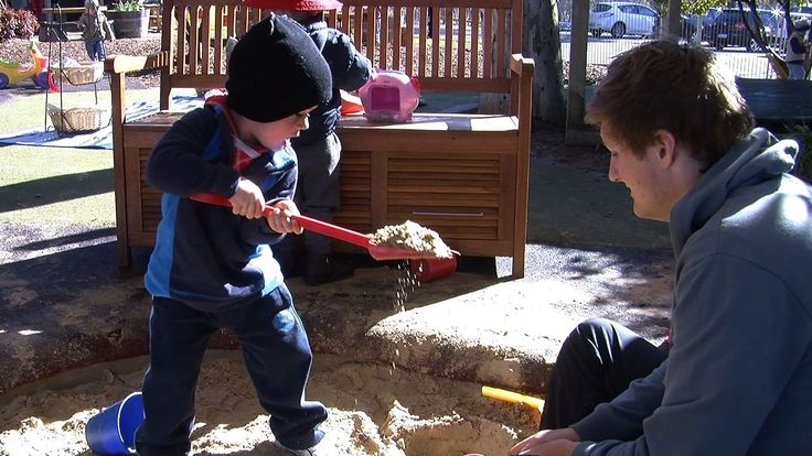 supporting babies to play Toddlers are learning to talk, to walk and run, and to assert their independence  for many in this age group, outside and play are common requests.