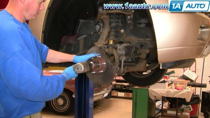 2007 Chevy Trailblazer Wheel Bearing