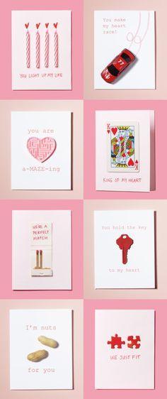The 25+ best DIY Valentine\'s day exchange cards ideas on Pinterest ...