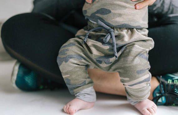 Camo Baby leggings camo toddler leggings baby boy leggings