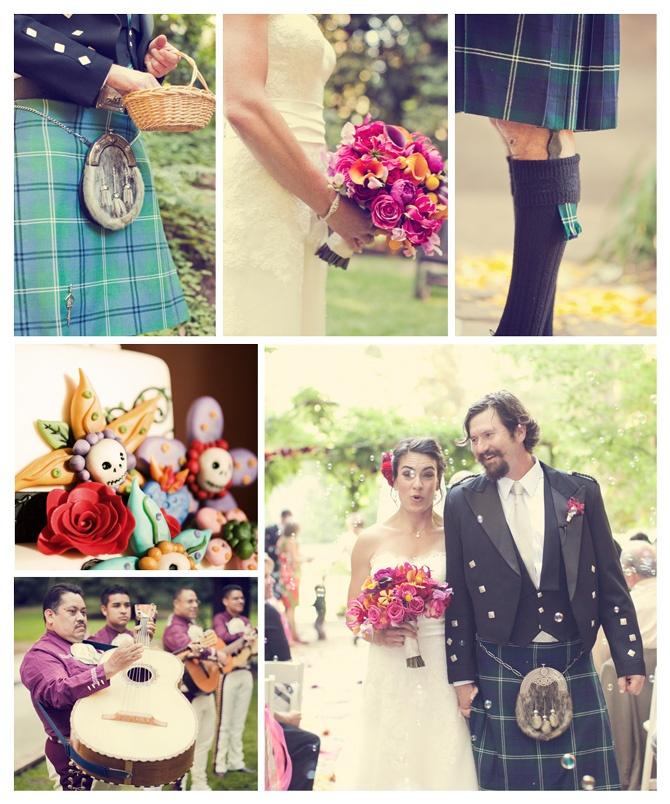 Wedding Venue: Nestldown ~ Blending of Cultures
