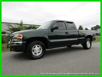 cool 2004 GMC Sierra 1500 SLE Z71 4X4 Quad Extended Cab Short Bed Silverado - For Sale View more at http://shipperscentral.com/wp/product/2004-gmc-sierra-1500-sle-z71-4x4-quad-extended-cab-short-bed-silverado-for-sale/