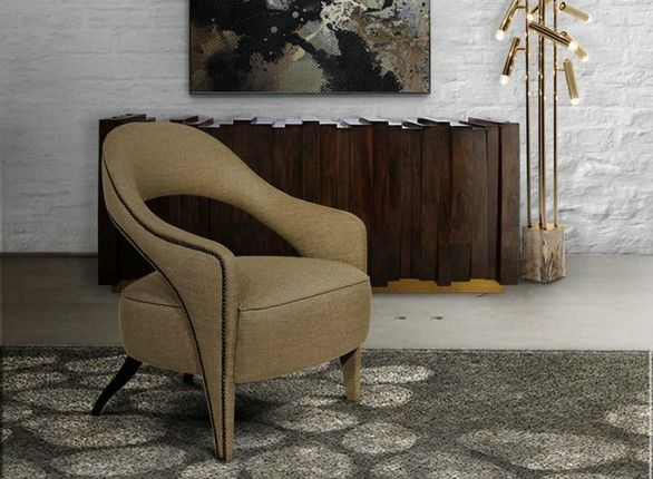 How to Choose a Modern Armchair For Your Living Room Design | See all in http://bocadolobo.com/blog/furniture/choose-modern-armchair-living-room-design/