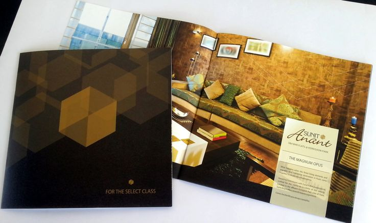 Apartment Brochure Design Entrancing Decorating Inspiration