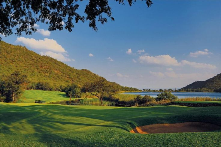 16th hole - Gary Player Golf Course