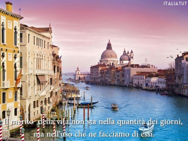 Лучшие высказывания и афоризмы, цитаты и фразы на итальянском с переводом. Каждый день новые фото посты из Италии. Итальянский язык - это легко!
