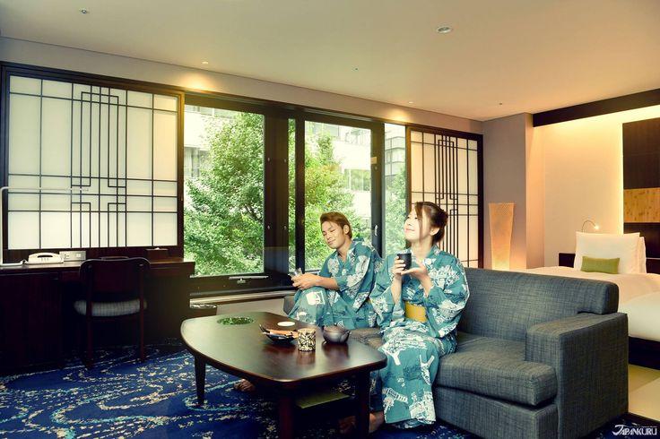 Let's have a break at the Japanese suite hotel! HOTEL RYUMEIKAN OCHANOMIZU HONTEN  #japankuru #japan #tokyo #hotel #ochanomizu #ochanomizuhotel #japantravel #tokyotravel #accommodation