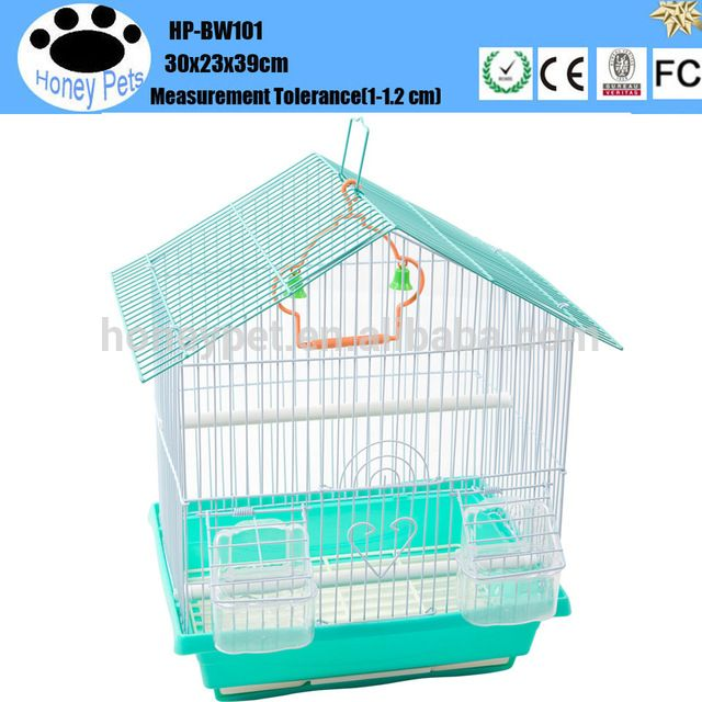 Source HP-BW101 wholesale bamboo aviary bird breeding cages for bird sale on m.alibaba.com