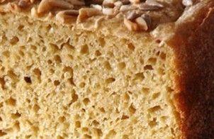 Pan de calabaza, receta para panificadora