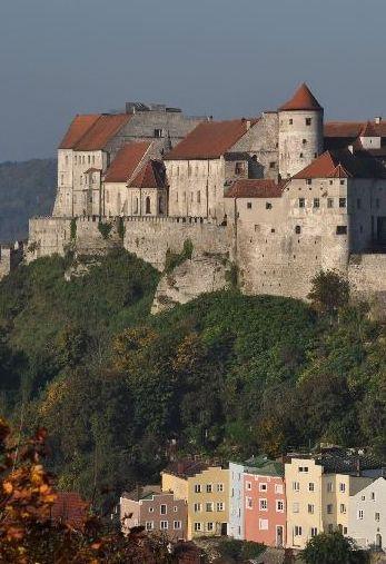 #Burghausen Castle in Bavaria
