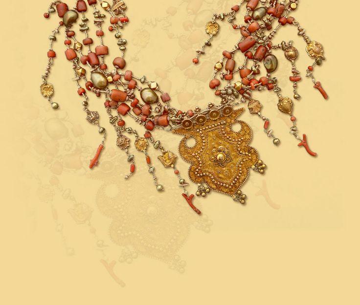 Lucia Antonelli handcrafted jewelry