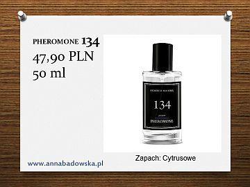 PHEROMONE 134 Lekkie cytrusowe
