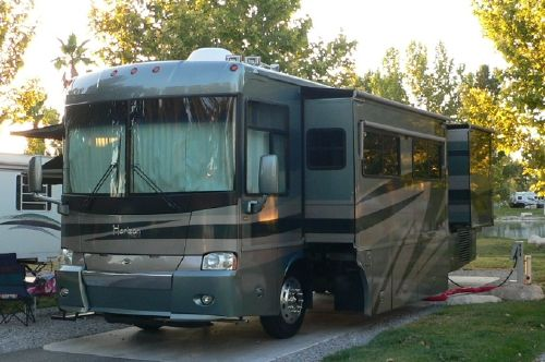 2004 Itasca Horizon 36gd Professionally Renovated December 2012 Renovation Includes Hardwood