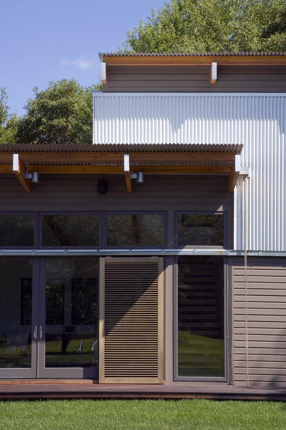 sawyer poolhouse | detail ~ nicholas design collaborative