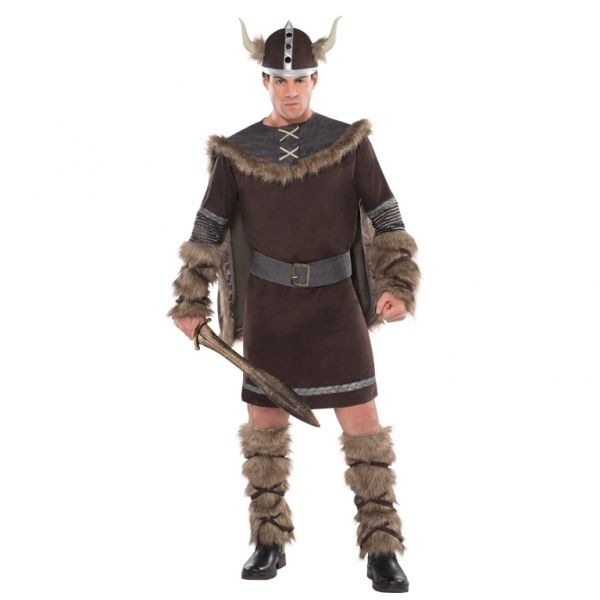 Viking Warrior - Selected as costume of the week for the week of September 28th-October 4th 2015.