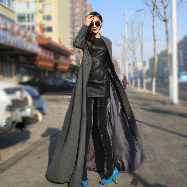 Best 25  Super long coats ideas only on Pinterest | Coats, Winter ...