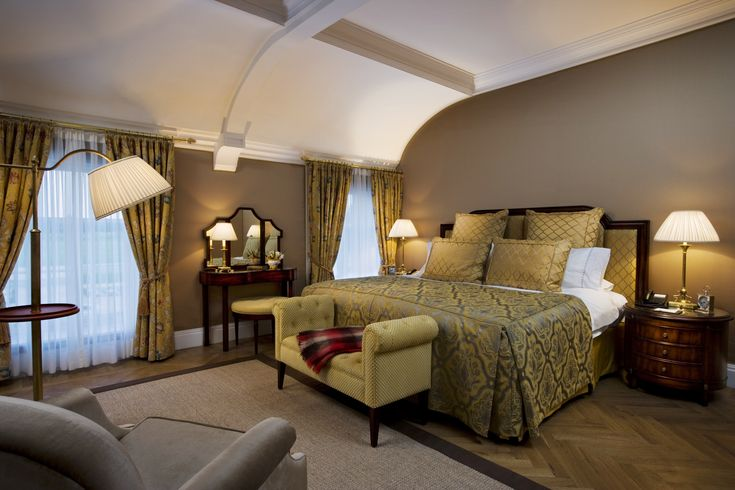 Grand Suite - Castlemartyr Resort - Irish Wedding Venue of the Month March 2017 - Co Cork