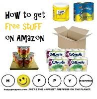 How to get FREE STUFF on Amazon: http://happypreppers.com/Amazon.html