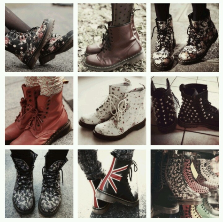 Doc martins I want all of these