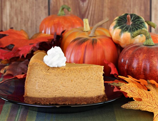 Happy National Pumpkin Cheesecake Day! We have a great recipe ready for you! Roll up your sleeves and get messy with your kids.