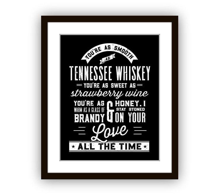 Lyric lyrics to tennessee whiskey : The 25+ best Tennessee whiskey song ideas on Pinterest | Tennessee ...