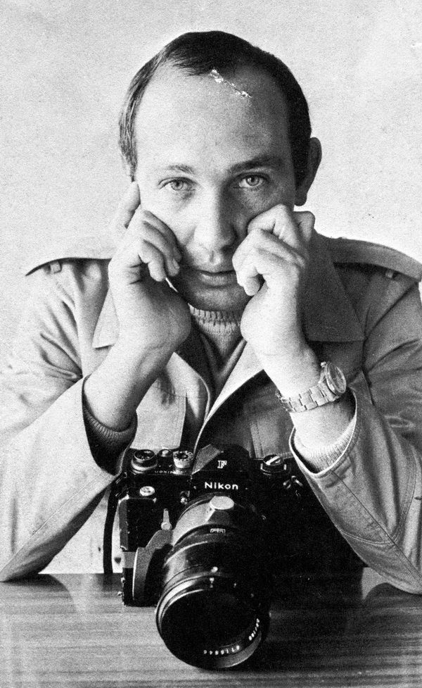 Raymond Depardon (1942) - French photographer, photojournalist and documentary filmmaker.