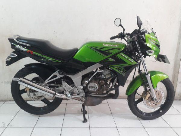 Ninja R Th2015 Pajak Hidup Baru Ganti Kaleng Kredit Sejabodetabek Serang Dp Cuman 2 5jt Yukk H Rony Motor Kaleng Ninja Motor Sport