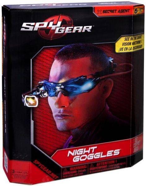 En Ucuz Spy Gear Gece Görüş Gözlüğü Fiyatı Siz profesyonel bir ajansınız, Spy Gear Gece Görüş Gözlüğünüz olmadan, her şeye hazırlıklı olamazsınız. Karanlıkta da he şey kontrolünüzde olsun istiyorsanız gözlüğünüzü yanınızdan ayırmayın. 7,5 metreye kadar gece görüşü sağlar. İsterseniz düğmesine basarak mavi led ışıklarını açın ve önünüz aydınlansın. Özel sağlam malzemeden , çocukların en rahat kullanacağı şekilde tasarlanmıştır. Duble mercek ve büyütme lensiyle cisimleri büyük görmenizi…