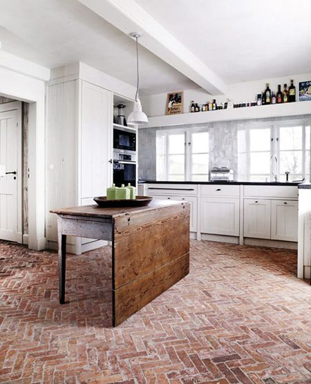 Pottery Brick Floor Wurm: 25 Best Tile With Style: Terra Cotta Or Saltillo? Images