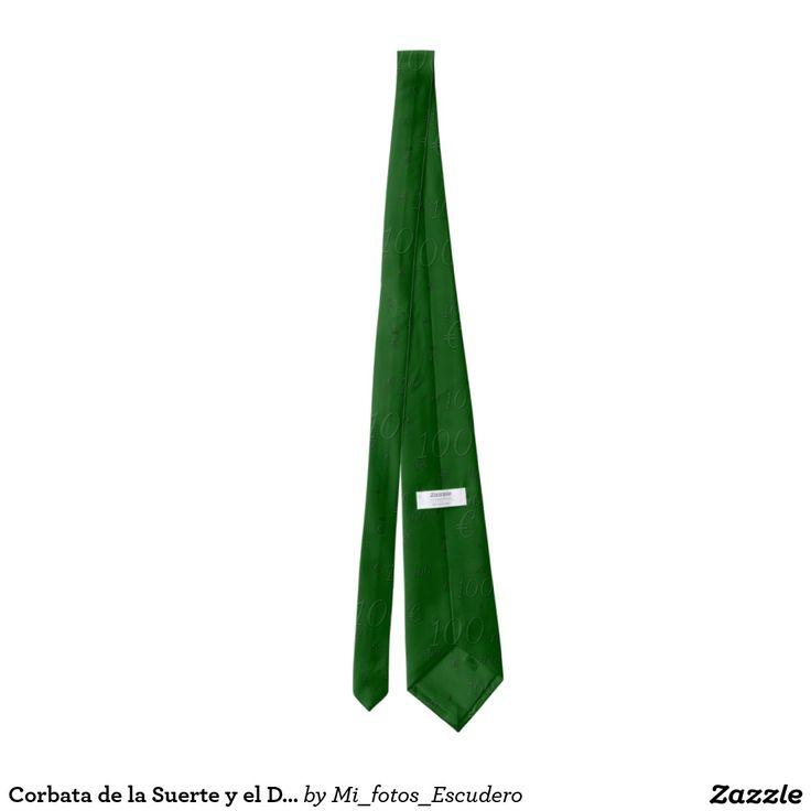 Corbata de la Suerte y el Dinero 100 euros