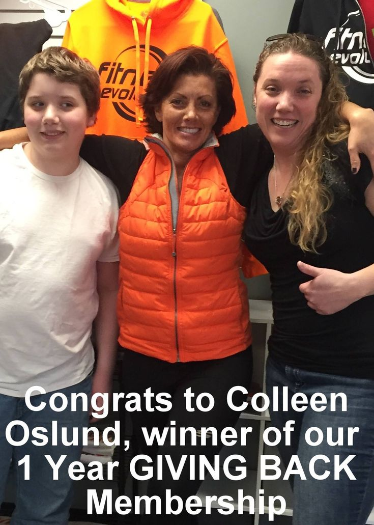 Congratulations Colleen! Looking forward to watching you reach your health & fitness goals in 2017!  Colleen's son also received a FREE 8 week Youth Boxing Membership!  #givingback #free #goals www.fitevomn.com