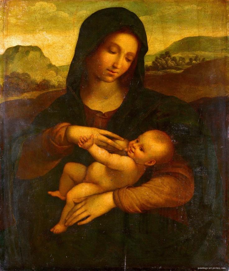 Madonna (art) - Wikipedia